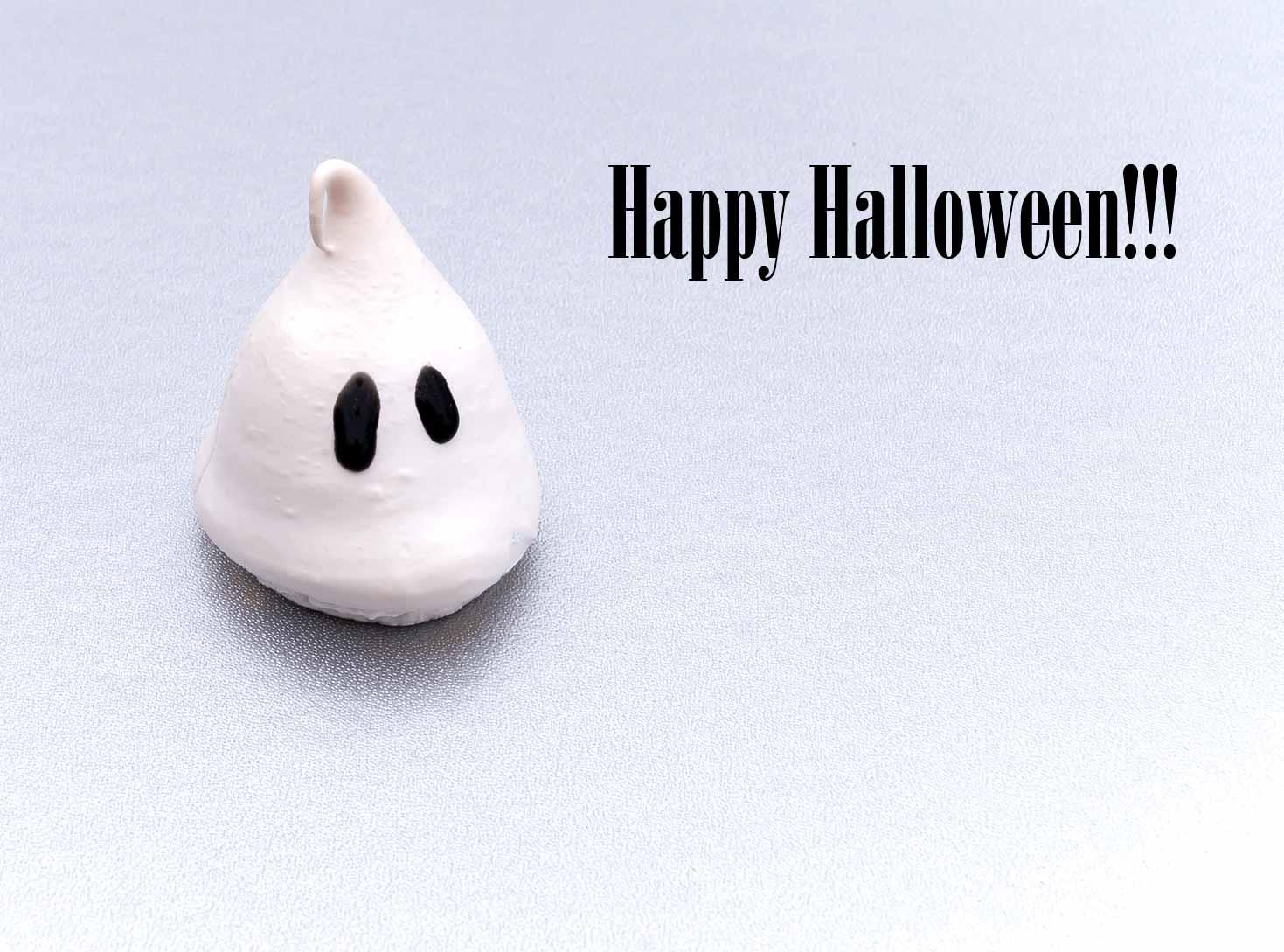Halloween spøgelseskager