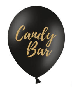 Candy bar ballon