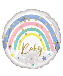 Babyshower folieballon